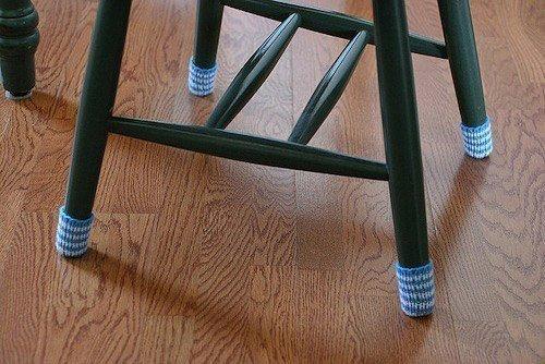 Защитные накладки на ножки стульев