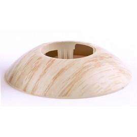 Накладка для труб - Беленный дуб