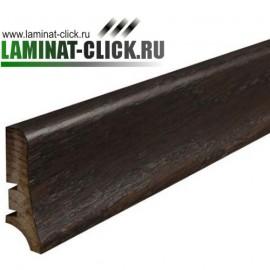 Плинтус напольный деревянный Barlinek Венге