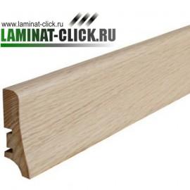 Плинтус напольный деревянный Barlinek Дуб под белым маслом