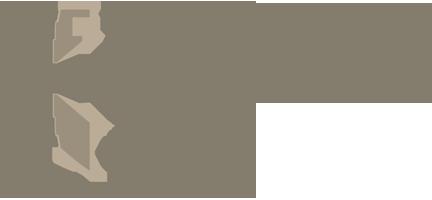 Монтажная планка из алюминия для отделки лестниц ламинатом Квик Степ