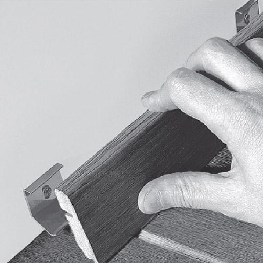 Установка на универсальный крепеж Quick Step