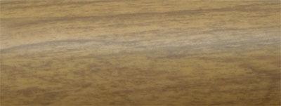 Гибкий стыковочный профиль Cezar 85 Тик темный