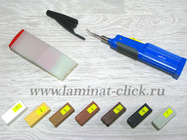 Ремнадор для ламината Quick-Step Repair Kit